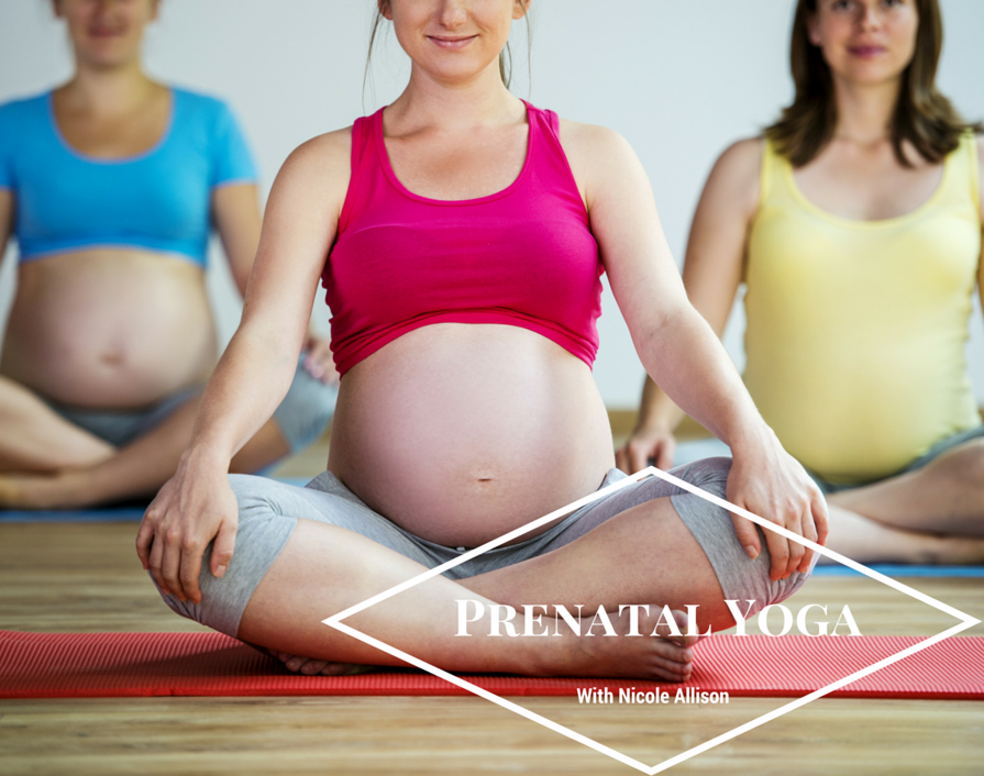 Prenatal Yoga (3)