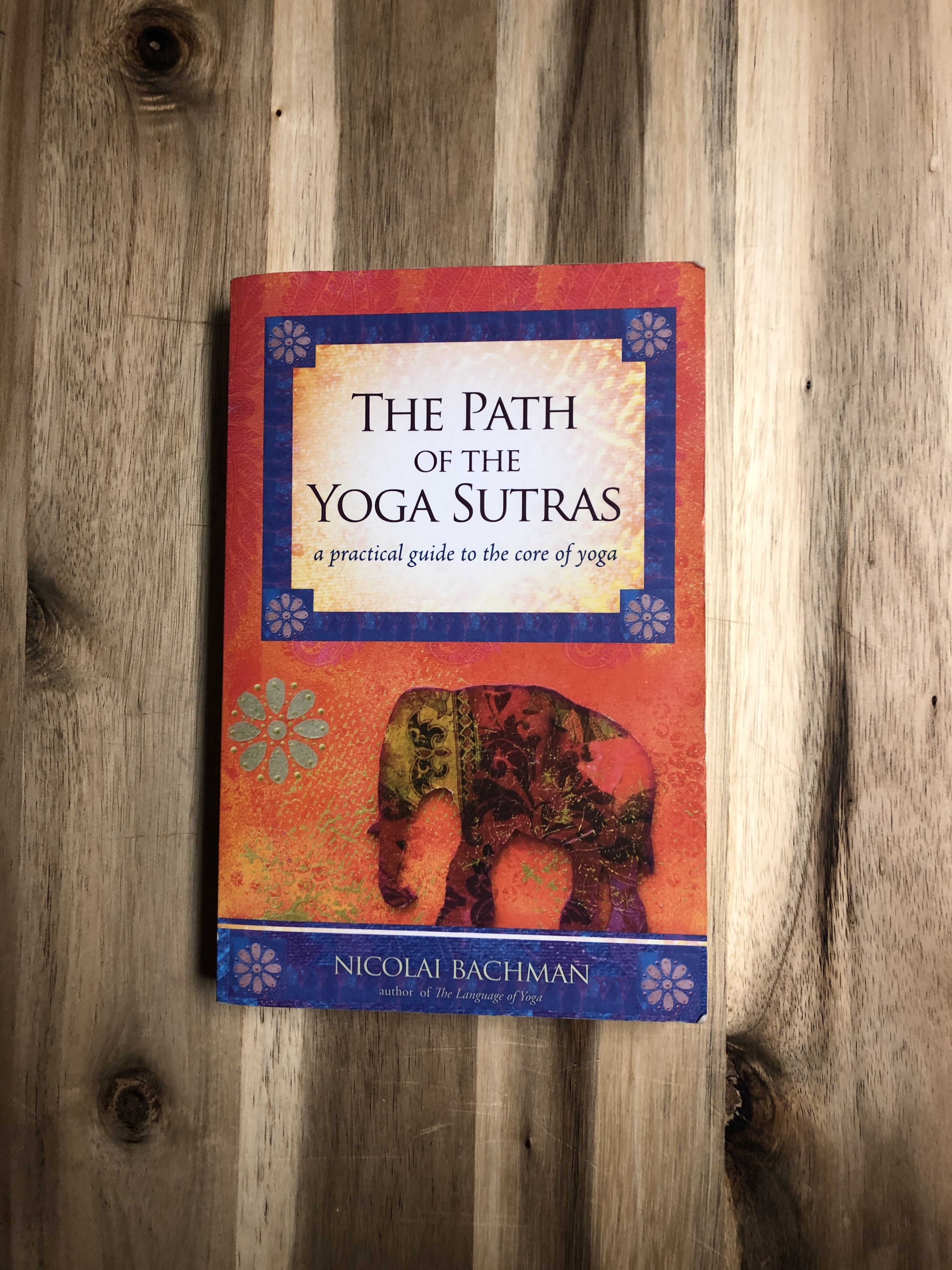 Path of the Yoga Sutras